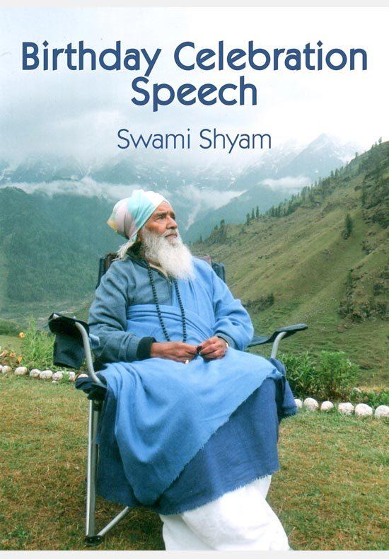 Birthday Celebration Speech (2009)